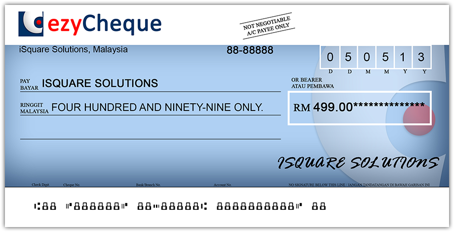 Account Payee Cheque and Crossed Cheque Difference